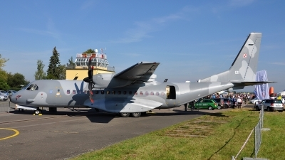 Photo ID 107655 by Radim Spalek. Poland Air Force CASA C 295M, 011