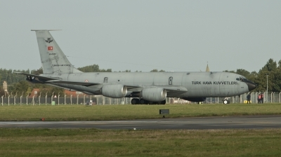 Photo ID 107750 by Doug MacDonald. Turkey Air Force Boeing KC 135R Stratotanker 717 100, 60 0326