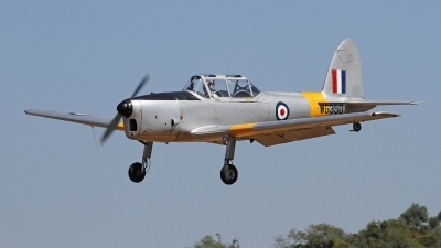Photo ID 107952 by Fernando Sousa. Private Private De Havilland Canada DHC 1 Chipmunk T10, G BPAL