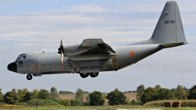 Photo ID 107947 by Milos Ruza. Belgium Air Force Lockheed C 130H Hercules L 382, CH 05