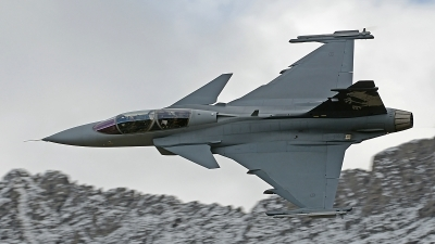 Photo ID 108483 by Martin Thoeni - Powerplanes. Company Owned Saab AB Saab JAS 39F Gripen NG, 39 7