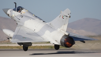 Photo ID 108104 by Mick Balter - mbaviation-images. United Arab Emirates Air Force Dassault Mirage 2000 9AED, 712