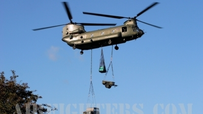 Photo ID 1394 by Tim Felce. UK Air Force Boeing Vertol Chinook HC2,