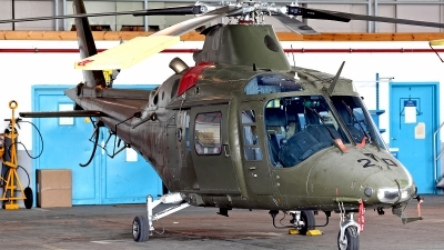Photo ID 108457 by Carl Brent. Belgium Air Force Agusta A 109HO A 109BA, H20