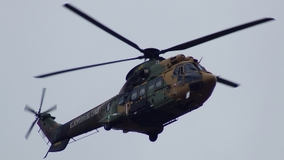 Photo ID 108182 by Lukas Kinneswenger. Chile Army Aerospatiale AS 532AL Cougar, H 282