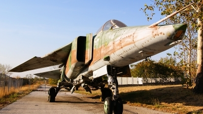 Photo ID 108429 by Lukas Kinneswenger. Bulgaria Air Force Mikoyan Gurevich MiG 23BN, 50