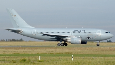 Photo ID 108362 by Günther Feniuk. Germany Air Force Airbus A310 304 MRTT, 10 26