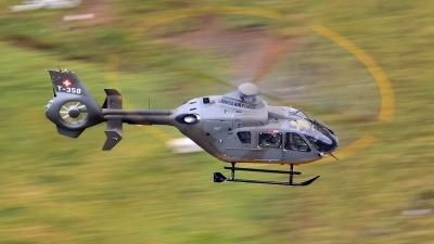 Photo ID 108384 by FEUILLIN Alexis. Switzerland Air Force Eurocopter TH05 EC 635P2, T 358