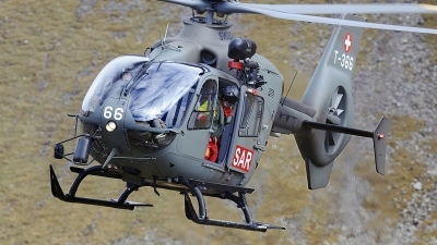 Photo ID 108502 by Paolo Grasso. Switzerland Air Force Eurocopter EC 635P2, T 366