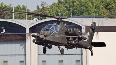 Photo ID 108468 by JFM van Oers - Airshow Pictures. Netherlands Air Force Boeing AH 64D Apache, Q 08
