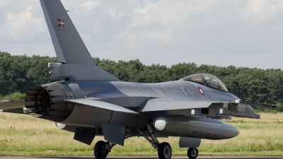 Photo ID 108501 by JFM van Oers - Airshow Pictures. Denmark Air Force General Dynamics F 16AM Fighting Falcon, E 611