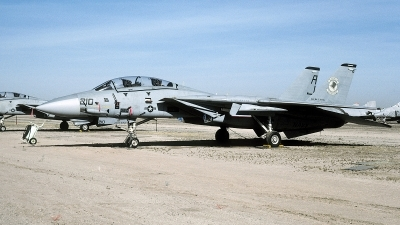 Photo ID 108559 by David F. Brown. USA Navy Grumman F 14A Tomcat, 160393