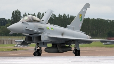 Photo ID 108799 by Niels Roman / VORTEX-images. UK Air Force Eurofighter EF 2000 Typhoon FGR4, ZK319