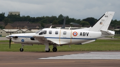 Photo ID 108759 by Niels Roman / VORTEX-images. France Army Socata TBM 700B, 160