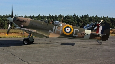 Photo ID 108605 by Roel Kusters. Private Historic Aircraft Collection Supermarine 349 Spitfire LF5B, G MKVB