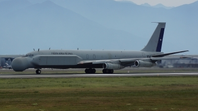 Photo ID 109040 by Lukas Kinneswenger. Chile Air Force Boeing 707 385C Phalcon, 904