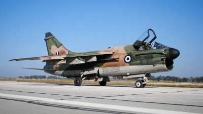 Photo ID 108702 by Vasilis Paraskevopoulos. Greece Air Force LTV Aerospace A 7E Corsair II, 160710