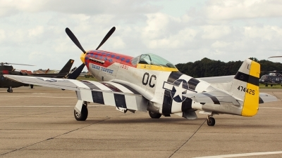 Photo ID 108733 by Tony Draps. Private Private North American P 51D Mustang, PH PSI