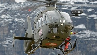 Photo ID 108995 by Martin Thoeni - Powerplanes. Switzerland Air Force Eurocopter EC 635P2, T 366