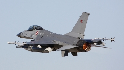 Photo ID 108899 by Fernando Sousa. Denmark Air Force General Dynamics F 16AM Fighting Falcon, E 605