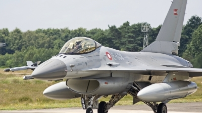 Photo ID 108964 by JFM van Oers - Airshow Pictures. Denmark Air Force General Dynamics F 16AM Fighting Falcon, E 608