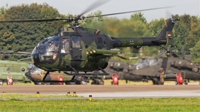 Photo ID 14053 by Alex van Noye. Germany Army MBB BO 105P PAH 1, 86 97