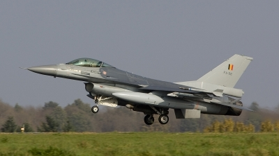 Photo ID 14064 by Frank Noort. Belgium Air Force General Dynamics F 16AM Fighting Falcon, FA 92