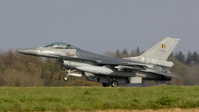Photo ID 14065 by Frank Noort. Belgium Air Force General Dynamics F 16AM Fighting Falcon, FA 83