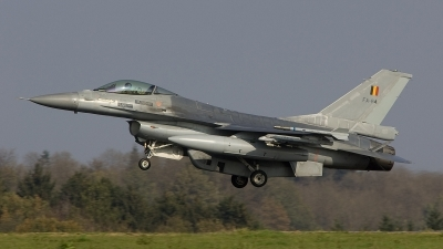 Photo ID 14066 by Frank Noort. Belgium Air Force General Dynamics F 16AM Fighting Falcon, FA 84