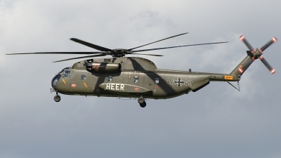 Photo ID 109057 by Günther Feniuk. Germany Army Sikorsky CH 53G S 65, 84 63