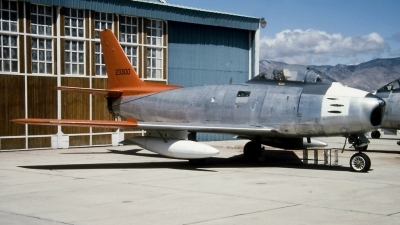 Photo ID 14076 by Tom Gibbons. USA Army Canadair CL 13A Sabre Mk 5, 23300
