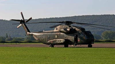 Photo ID 14101 by Maarten Peters. Germany Army Sikorsky CH 53G Super Stallion, 84 18