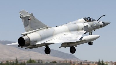 Photo ID 109269 by Melchior Timmers. United Arab Emirates Air Force Dassault Mirage 2000 9AED, 742