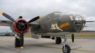 Photo ID 109577 by W.A.Kazior. Private Collings Foundation North American B 25J Mitchell, NL3476G