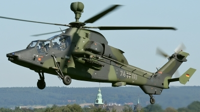 Photo ID 14115 by Rainer Mueller. Germany Army Eurocopter EC 665 Tiger UHT, 74 08