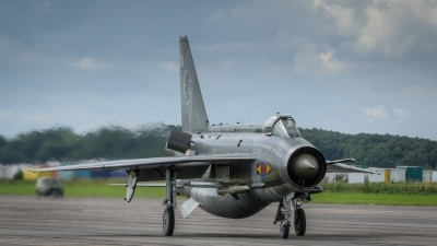 Photo ID 109347 by Adrian Harrison. Private Lightning Preservation Group LPG English Electric Lightning F6, XS904
