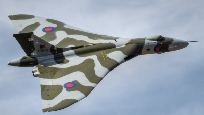 Photo ID 109345 by Adrian Harrison. Private Vulcan to the Sky Trust Avro 698 Vulcan B2, G VLCN