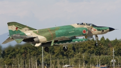 Photo ID 14117 by Andreas Zeitler - Flying-Wings. Japan Air Force McDonnell Douglas RF 4E Phantom II, 57 6909