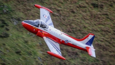 Photo ID 109367 by Adrian Harrison. Private Private Hunting Percival P 84 Jet Provost T3A, G BVEZ