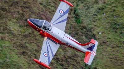 Photo ID 109368 by Adrian Harrison. Private Private Hunting Percival P 84 Jet Provost T3A, G BVEZ