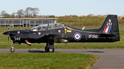 Photo ID 14119 by David Townsend. UK Air Force Short Tucano T1, ZF243