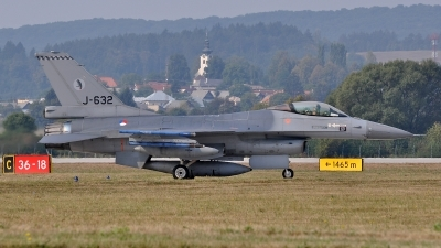 Photo ID 109580 by Roman Mr.MiG. Netherlands Air Force General Dynamics F 16AM Fighting Falcon, J 632