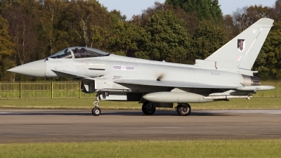 Photo ID 109365 by Chris Lofting. UK Air Force Eurofighter EF 2000 Typhoon FGR4, ZK332
