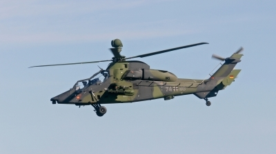 Photo ID 14127 by Maarten Peters. Germany Army Eurocopter EC 665 Tiger UHT, 74 08