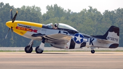 Photo ID 109829 by W.A.Kazior. Private Private North American F 51D MkII Mustang, N119H