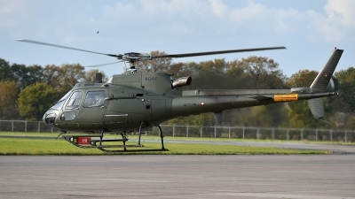 Photo ID 109515 by Lieuwe Hofstra. Denmark Air Force Aerospatiale AS 550C 2 Fennec, P 339