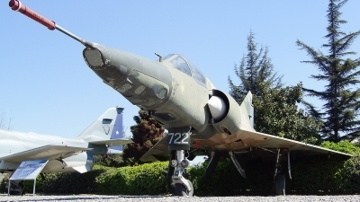 Photo ID 109792 by Lukas Kinneswenger. Chile Air Force Dassault Mirage 5BR, 722