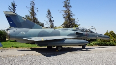 Photo ID 109853 by Lukas Kinneswenger. Chile Air Force Dassault Mirage 50DC Pantera, 515