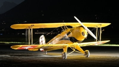 Photo ID 109791 by Martin Thoeni - Powerplanes. Private Private Bucker Bu 131B Jungmann, HB UUE