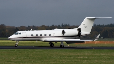 Photo ID 109568 by Lieuwe Hofstra. USA Navy Gulfstream Aerospace C 20G Gulfstream IV, 165152